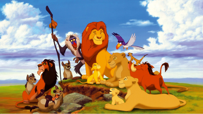 The Lion King - Characters